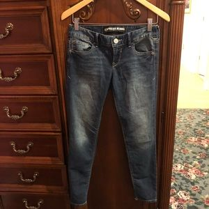 EC Express Jeans 👖 straight leg size 2s